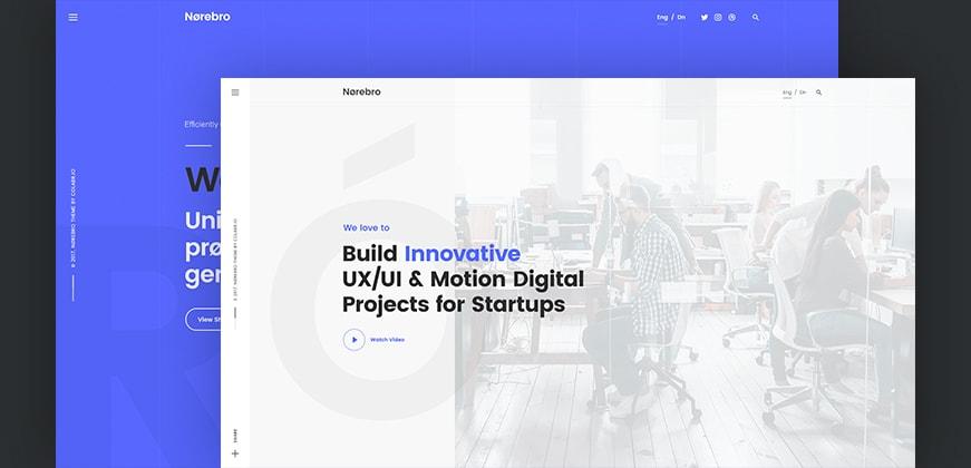 Agency Website
